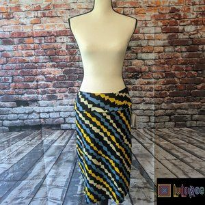LuLaRoe UNICORN! 'Cassie' Pencil Skirt Size (6/8)